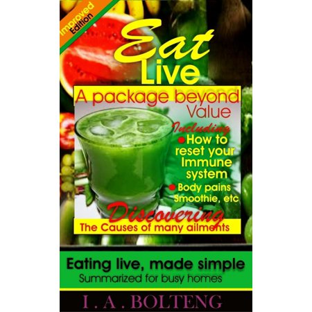 Eat Live - A package beyond value -