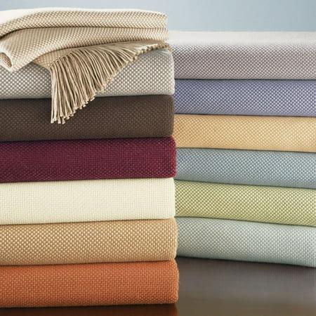 SFERRA Bristol Throw Blanket Walmart Classy Sferra Throw Blanket