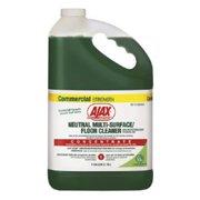 Ajax 4944 Hard Surface Cleaner, 1 Gal - 4 Pack