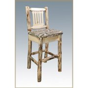 Montana Woodworks 30 in. Montana Barstool