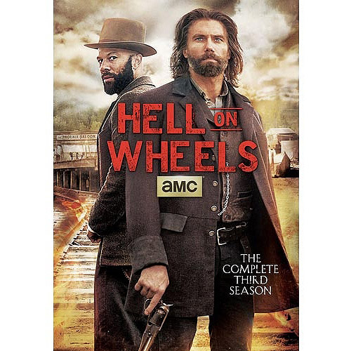 Hell On Wheels: The Complete Third Season (Blu-ray)