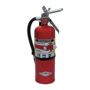Amerex 402T, 5lb ABC Dry Chemical Class A B C Fire Extinguisher