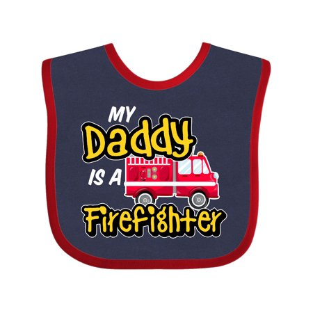 My Daddy is a Firefighter with Fire Truck Baby