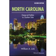 North Carolina : Change and Tradition in a Southern State