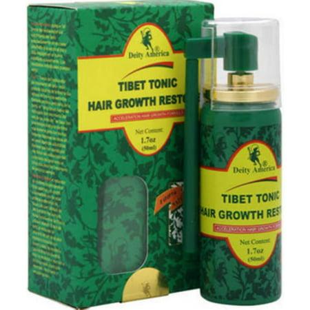 Deity America Tonic Hair Growth Restorer, 1.7 oz
