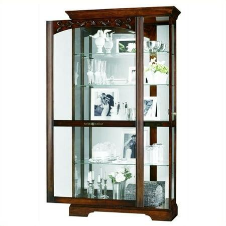 Howard Miller Hartland Display Curio Cabinet