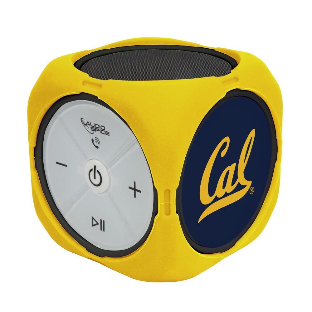Cal Berkeley Golden Bears MX-300 Cubio Bluetooth Speaker