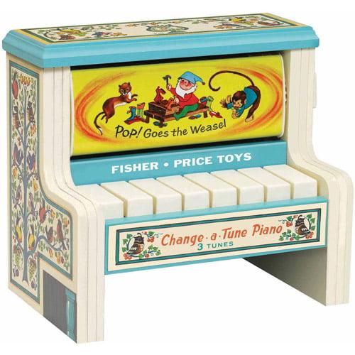 Fisher Price Change a Tune Piano