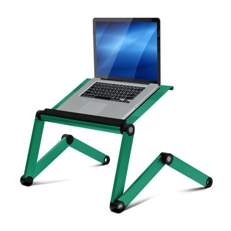 Vented Adjustable Multi-functional Laptop Desk Portable Bed Tray