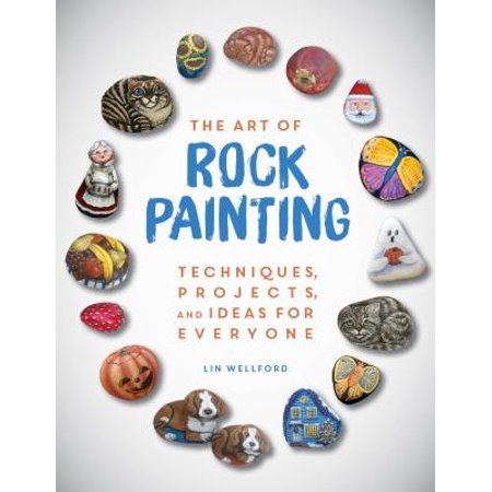 (The Art of Rock Painting (Paperback))
