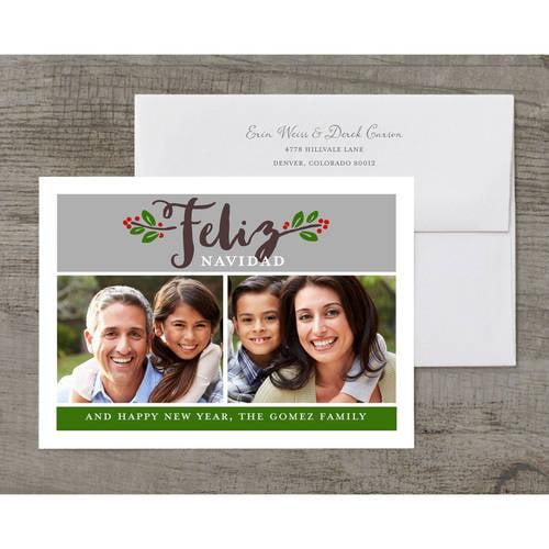 Royo Y Verde Holiday Card