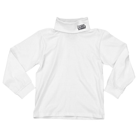 NCAA Youth Penn State Nittany Lions Long Sleeve Turtleneck Shirt, White