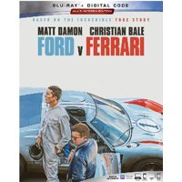 Ford V Ferrari (Blu-ray + Digital Copy)