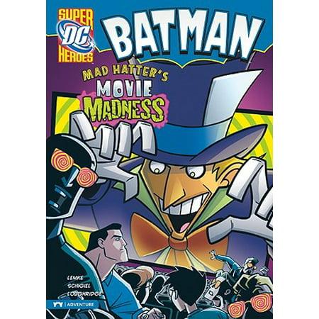 Teen Mad Hatter (Batman: Mad Hatter's Movie)