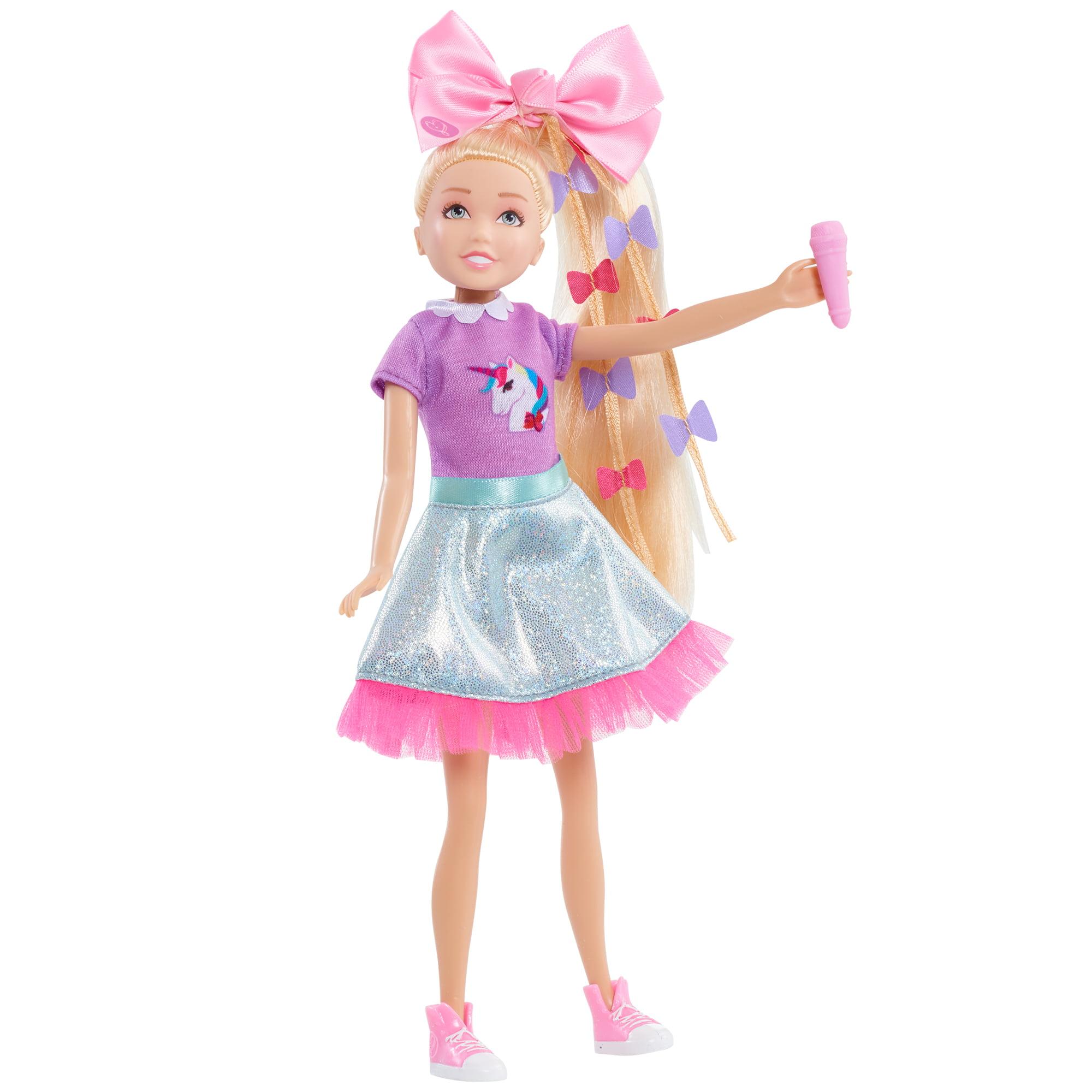 Jojo Siwa Singing Doll Sings Kid In A Candy Store Walmart Com