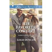 His Favorite Cowgirl - eBook