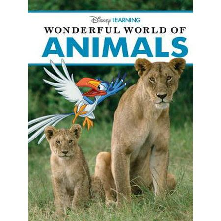 Disney Learning Wonderful World of Animals