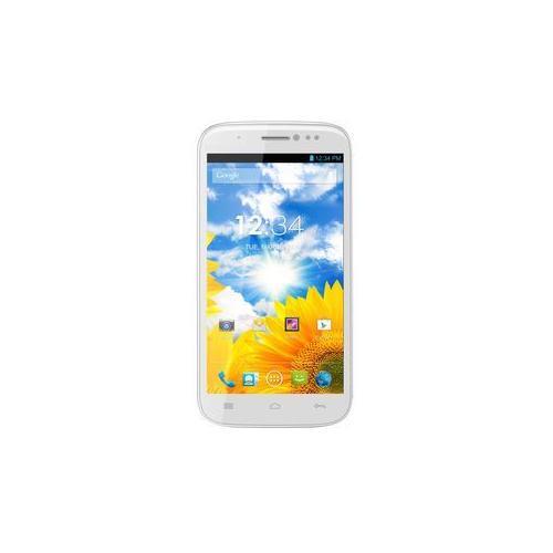 BLU Life View Smartphone, White (Unlocked)