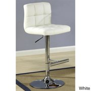 A Line Furniture Perry Contemporary Adjustable Bar Stools (Set of 2)
