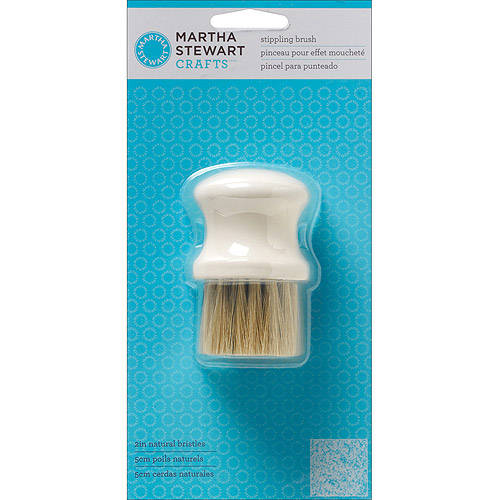 Martha Stewart  Stippling Brush