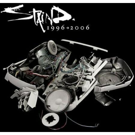 Staind - Singles 1996-2006 (CD)