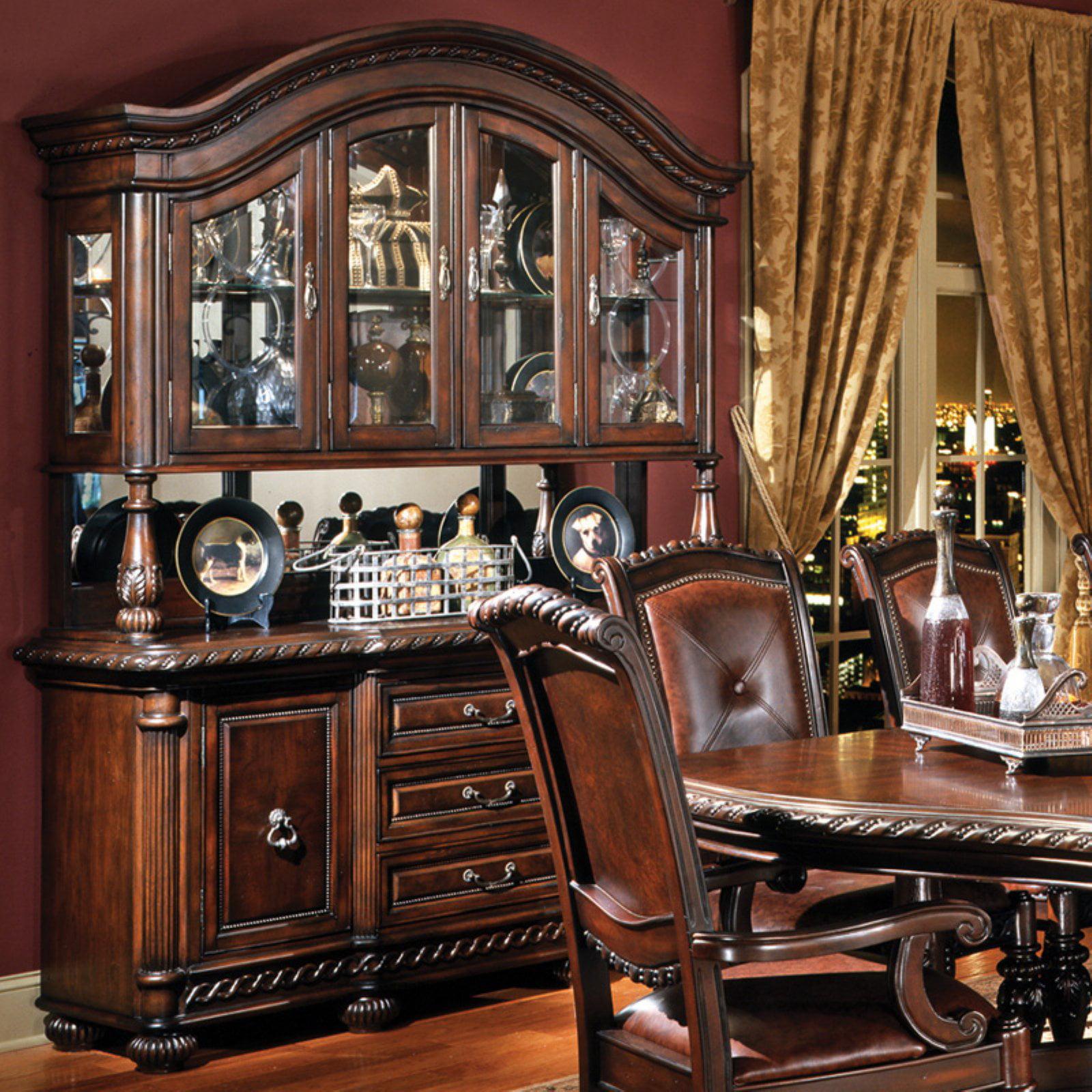 Steve Silver Antoinette China Cabinet by Steve Silver