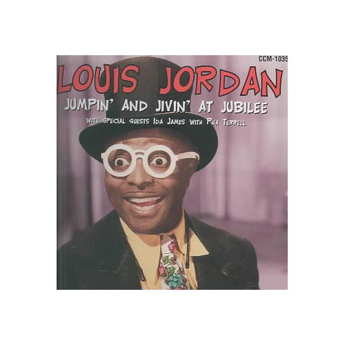 Personnel includes: Louis Jordan; Ida James, Pha Terrell (vocals).<BR>Recorded in Los Angeles, California on November 8, 1943 and May 22, 1944.