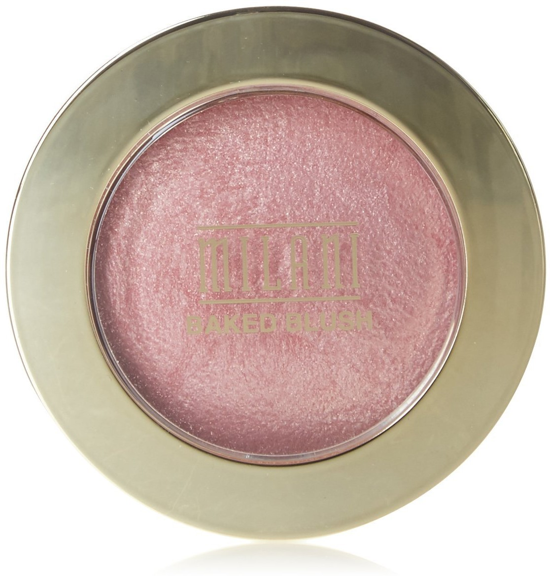 Milani Baked Powder Blush, Dolce Pink [01] 0.12 oz