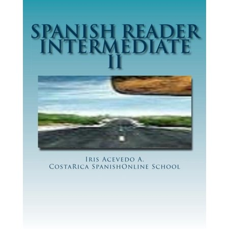 Spanish Reader Intermediate II - eBook