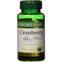 Nature's Bounty Cranberry