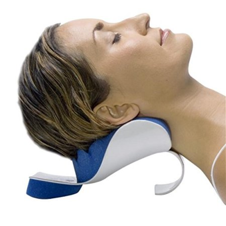 Dr. Riter's Real Ease Neck Support by, Travel friendly. By Hollywood Gadgets