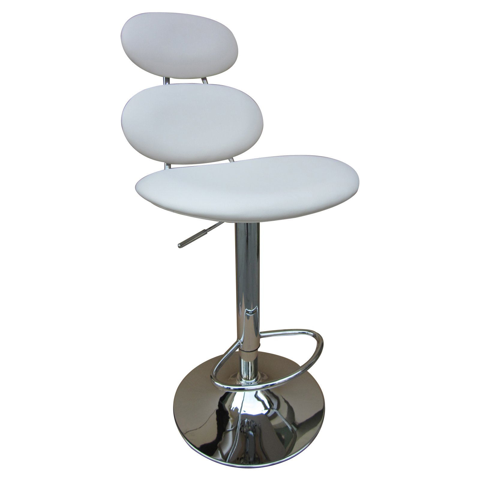 Creative Images International 32 In Ellipse Bar Stool