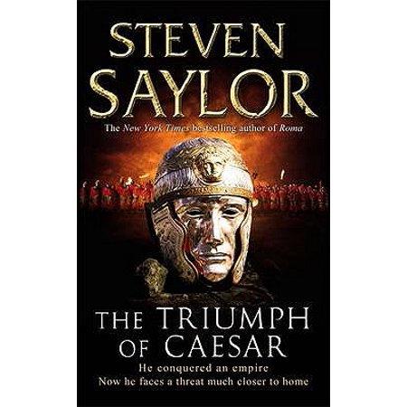 The Triumph of Caesar (Roma Sub Rosa) (Paperback) ()