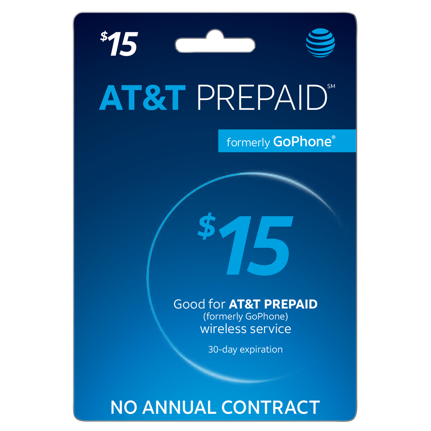 AT&T PREPAID $15 (Email Delivery)