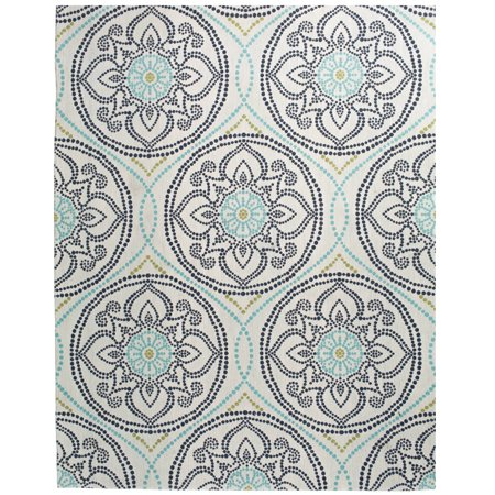 "Better Homes & Gardens 6'6""x9'2"" Medallion Rug"