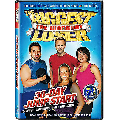 Biggest Loser: The Workout - 30 Day Jump Start (Full Frame)