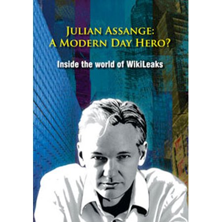 Julian Assange: A Modern Day Hero? - Julian Assange Halloween