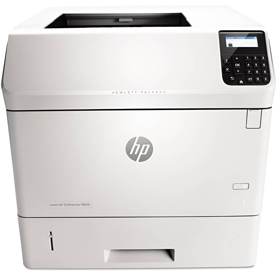 HP LaserJet Enterprise M606DN Laser Printer