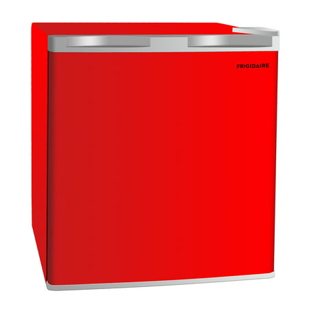 Frigidaire 1.6 Cu Ft Single Door Mini Fridge EFR115, Red
