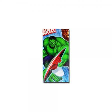 Marvel Heroes Plastic Tablecover 54in X 102 In