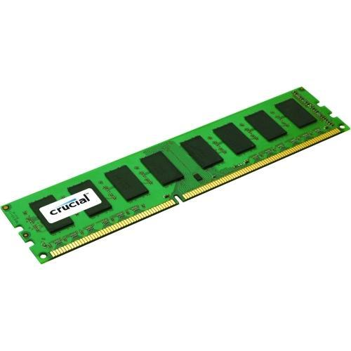 Crucial DDR3-1600 4GB/512Mx72 ECC/REG CL11 Server Memory CT51272BB160B