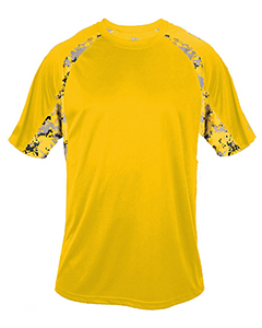 Badger Youth Digital Hook Short-Sleeve T-Shirt 2140