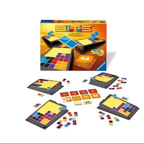 BITS Family Game Multi-Colored