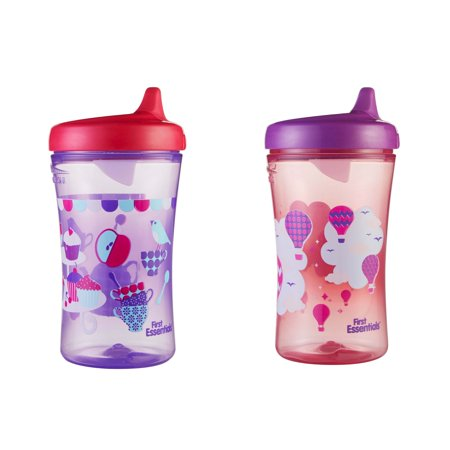 First Essentials by NUK™ Hard Spout Sippy Cup, 10 oz., 2-Pack - Sofia The First Cups