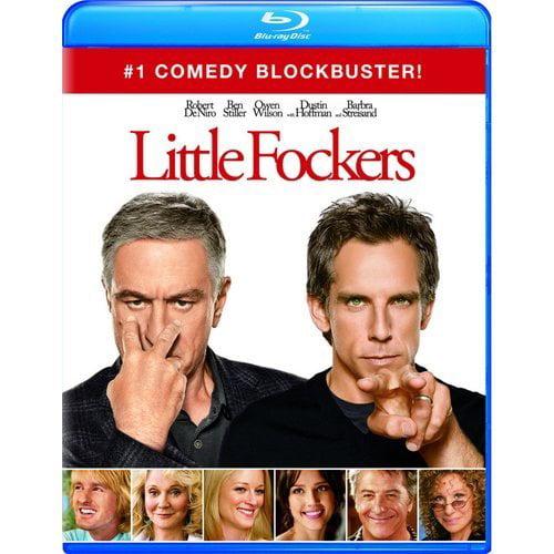 Little Fockers (Blu-ray + Standard DVD) (With INSTAWATCH) (Widescreen)