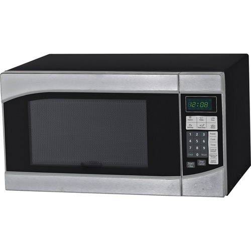 RCA 0.9-cu ft Microwave, Stainless Steel