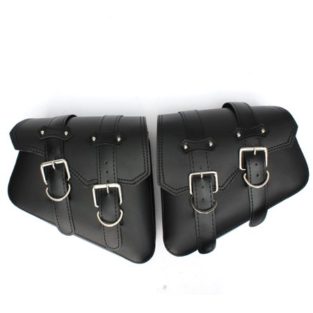 Motorcycle Tool Bag Saddlebags Luggage Pouch Pannier For Cruiser Touring
