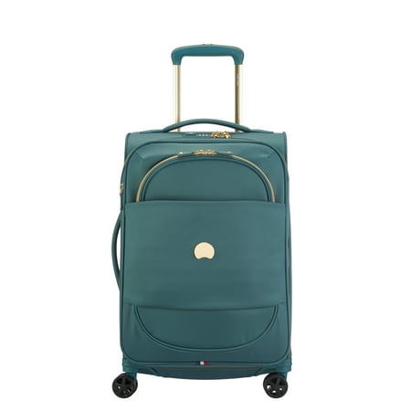 Delsey Paris Montrouge Expandable Spinner Carry-On Delsey Luggage Set