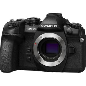 Olympus OM-D E-M1 Mark II 4K Mirrorless Camera Body, 20.4 MP, 5-Axis...
