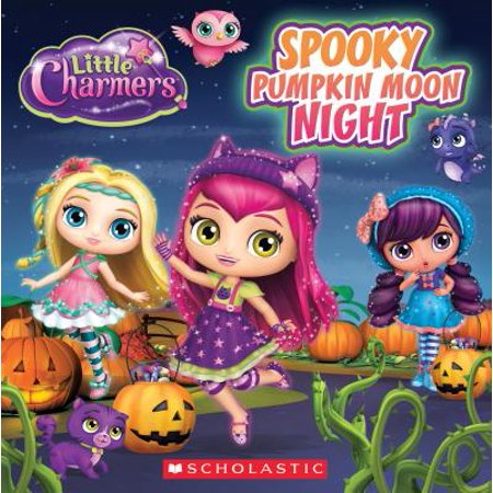 Pumpkin Storybook Character Ideas (Spooky Pumpkin Moon Night (Little Charmers: 8x8)